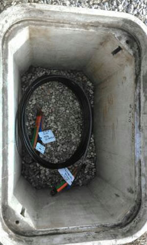 Buck S Communications Underground Construction
